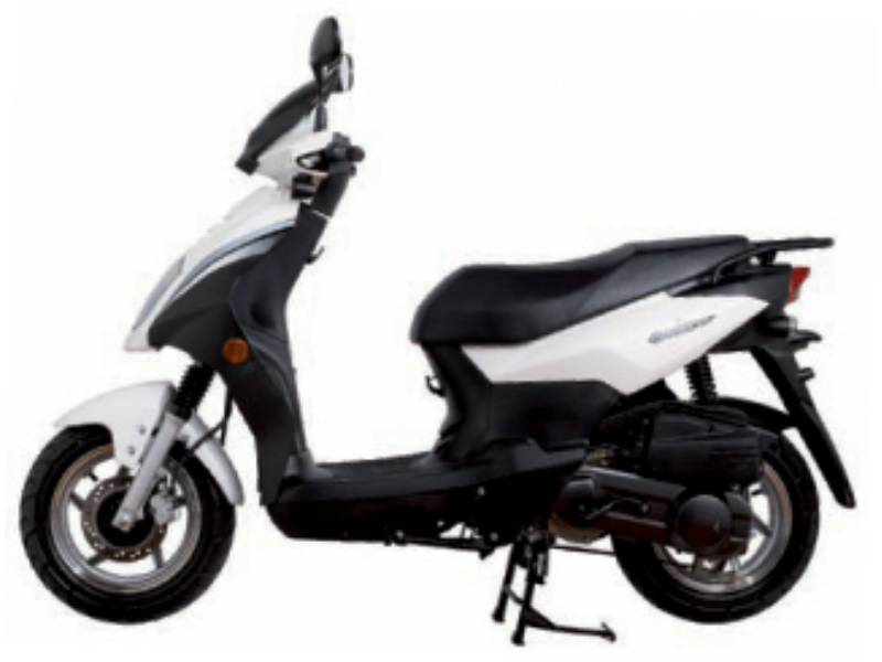 sym orbit 50 125 scooter news and reviews scootersales. Black Bedroom Furniture Sets. Home Design Ideas