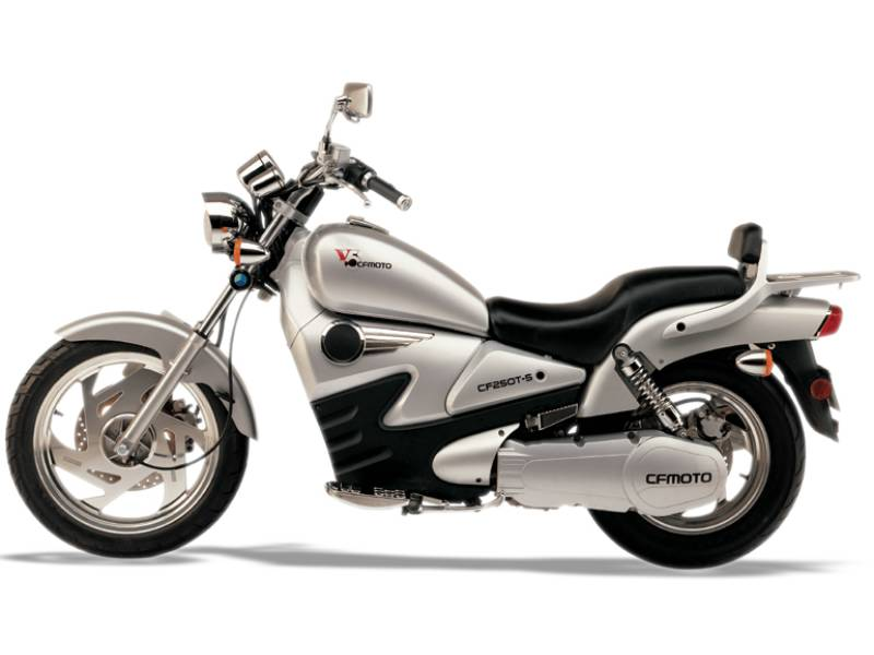 CF Moto, V5 250 | Scooter Catalogue | Scootersales