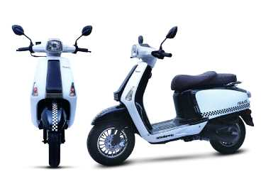 ZNEN REVIVAL 50   Scootamore   New Scooter for Sale